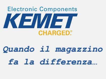 Kemet - Quando il magazzino fa la differenza !